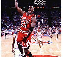 Michael Jordan by jsipek
