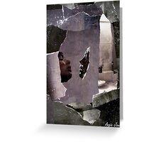 Concrete Limbo Greeting Card
