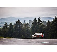 BMW Team Schubert - 2013 Nurburgring 24 Hour Photographic Print