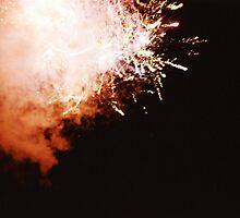 Fireworks - Lomo by Yao Liang Chua