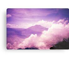 Purple Haze - Lomo Metal Print