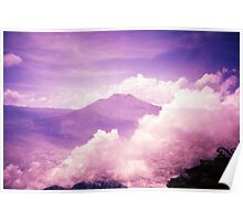 Purple Haze - Lomo Poster