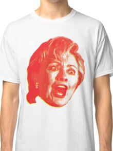 Hillary Clinton Rage Classic T-Shirt