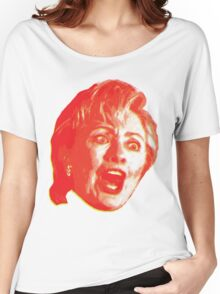 Hillary Clinton Rage Women's Relaxed Fit T-Shirt