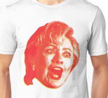 Hillary Clinton Rage Unisex T-Shirt