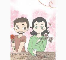Tony and Loki, Flower Shop Unisex T-Shirt