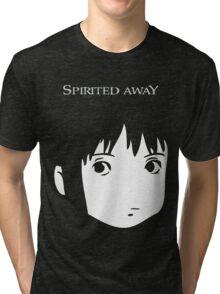Spirited Away / Chihiro Tri-blend T-Shirt