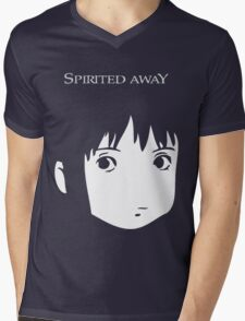 Spirited Away / Chihiro Mens V-Neck T-Shirt