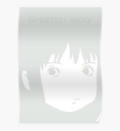 Spirited Away / Chihiro Poster