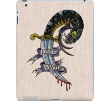 Lost Virtue Snake Dagger art for iPad iPad Case/Skin