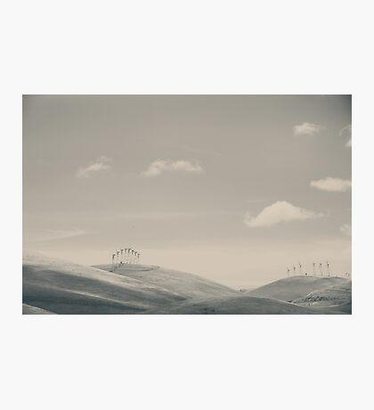 The Hills Photographic Print