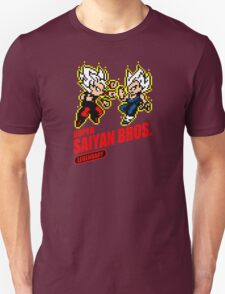 Super Saiyan Bros T-Shirt