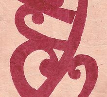 maori pink by LaurenBeth