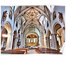 St Castors Basilica, Poster