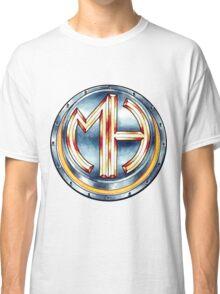 Mars Hotel Steelbutton-Logo Classic T-Shirt