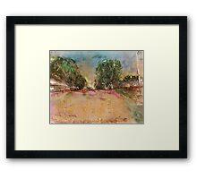 hj1262 Framed Print