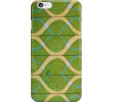 bark green iPhone Case/Skin