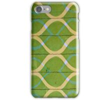 bark green iPhone Case/Skin