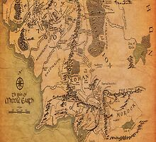 a middle earth by BisKrome