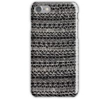 tribal stripe iPhone Case/Skin