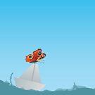 Butterfly Boat by Wyattdesign