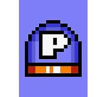 P - Switch - Super Mario World Photographic Print