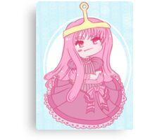 Chibi Princess Bubblegum Canvas Print