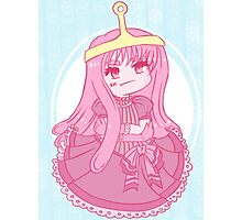 Chibi Princess Bubblegum Photographic Print