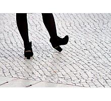 Legs Photographic Print