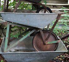 3 WheelBarrows by PicsbyJody