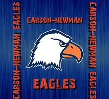 Carson-Newman Eagles iPhone Case v2 by flip20xx