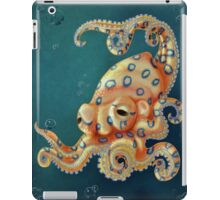 Blue-ringed Octo iPad Case/Skin
