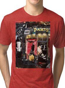 Paris Travel Tri-blend T-Shirt