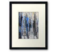 hj1069a Framed Print