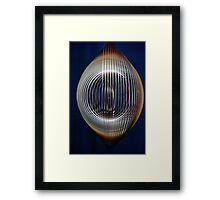 Whirly Gig Framed Print