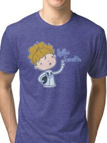 DW: Hello Sweetie Tri-blend T-Shirt