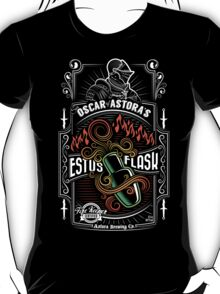 Sir Oscar of Astora's Estus Flask T-Shirt