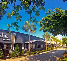 East Las Olas Boulevard by Tropical Sun