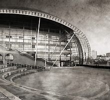 The Sage Gateshead by NortheastOne