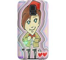 #11  The Eleventh Doctor,  Samsung Galaxy Case/Skin