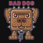 BAD DOG! by davidkyte