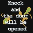 Knock and the door will be opened - (White edit.) by vampyba