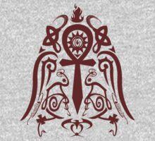 Ankh insane tribal tattoo by CMProductions