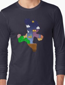 Hero:Plumber Long Sleeve T-Shirt