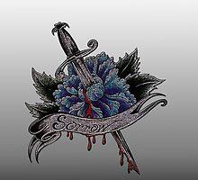 Sorrow Dagger by Aarron Laidig