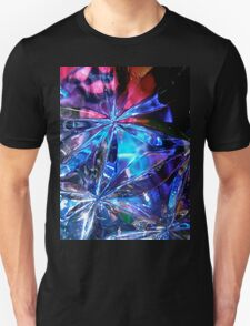 Blue Abstract Tee #6 T-Shirt