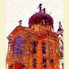 Russian Orthodox Cathedral Williamsburg Brooklyn by icoNYC