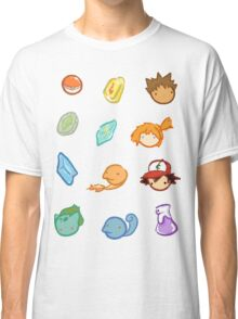 Kanto Stickers Classic T-Shirt