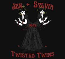 Twisted Victorian Twins by loogyhead