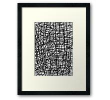 079 Framed Print